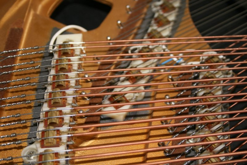 Yamaha Cp70 Bass Strings