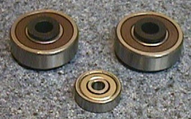 Leslie Bearing Set