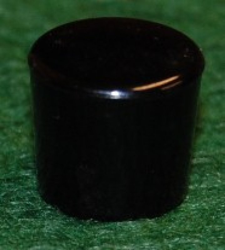 Black Halfmoon Switch Knob