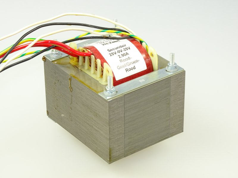 FR 7054 replacement amp transformer 117V / 230V