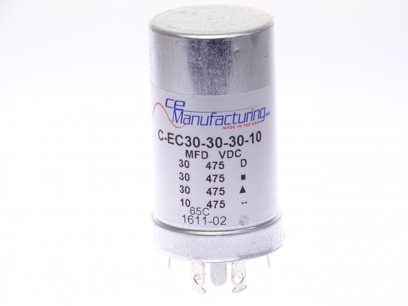Leslie 147 Can Capacitor