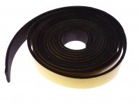 Rubber anti vibration tape 5mm
